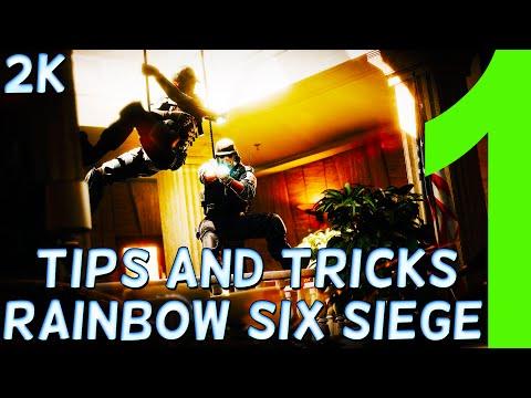 Rainbow Six Siege Tips and Tricks ? 10 Rainbow Siege Tips and Tricks Part 1