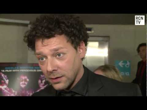 Richard Coyle Interview - Pusher UK Premiere