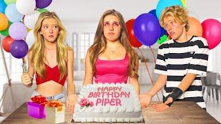 CRYING ON MY BIRTHDAY!! **PRANK** | Piper Rockelle