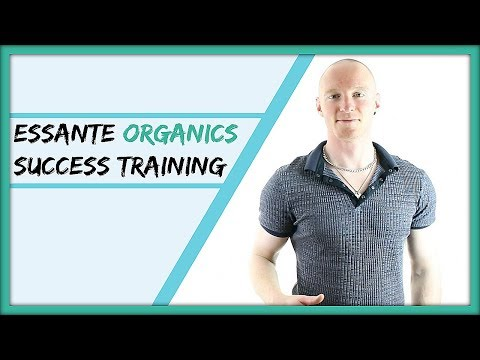 Essante Organics Business Building Tips – How To Become An Essante Organics Top Earner