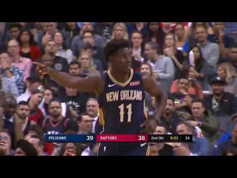 Jrue Holiday (34 points) Game Highlights vs. Toronto Raptors