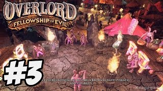 Overlord Fellowship of Evil - Gameplay Walkthrough Part 3 - PS4/Xbox One/PC [ HD ] - No Commentary