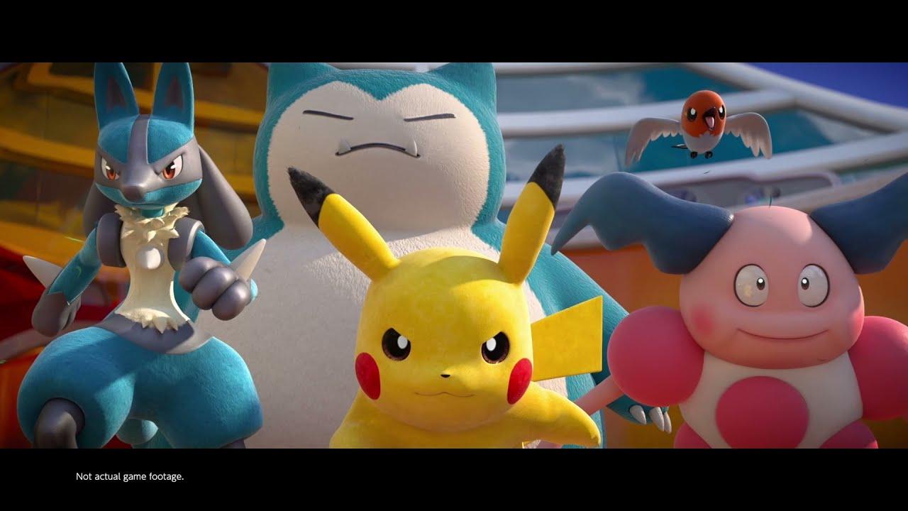 UK: Pokémon UNITE is coming this summer!