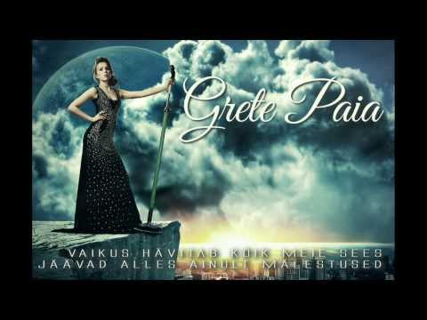 GRETE PAIA - Armageddon (Lyric video)