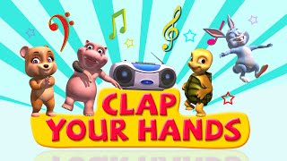 Clap Your Hands Nursery Rhymes for Children