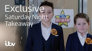 Saturday Night Takeaway   When Little Ant & Dec Met the Crew   Episode 1   ITV