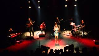 Neuza - Djar Fogo, live @ de Warande Kuub, Turnhout