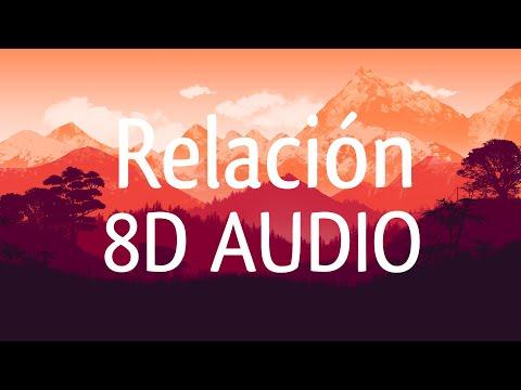 Sech, Daddy Yankee, J Balvin ft. Rosalía, Farruko – Relación Remix (8D AUDIO) 360°