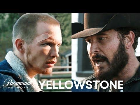 Bromance At Its Finest: Rip & Jimmy Mashup  Yellowstone  Paramount Network