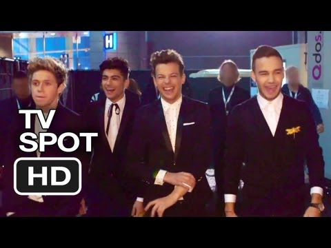 One Direction - This Is Us TV SPOT - The Movie Event (2013) - One Direction Documentary HD