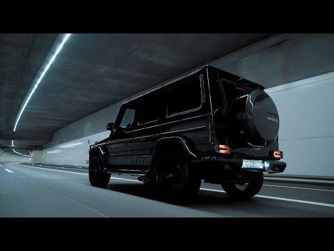 The Dark Rider | G Wagon Brabus 4K