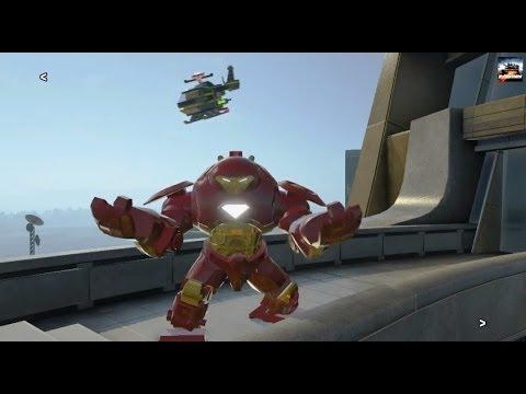#LEGO Marvels Avengers Full Episodes - Best LEGO Game for Children & Kids
