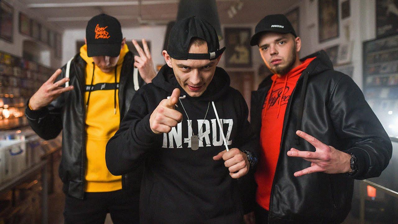 Intruz x Epis DYM KNF x Vin Vinci - Rap najlepszej marki (prod. Phono CoZaBit)
