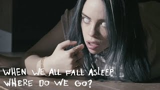 Baixar (NEW) Billie Eilish - WHEN WE ALL FALL ASLEEP, WHERE DO WE GO - Teaser