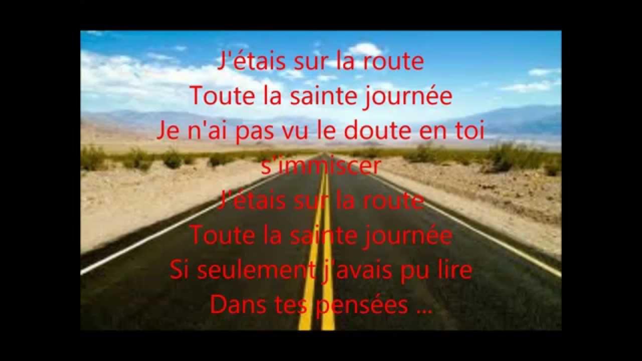 Download Gérald De Palmas - Sur La Route (Lyrics)