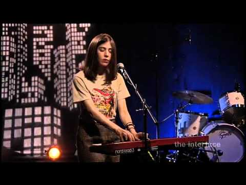 Chairlift- Bruises @ Interface