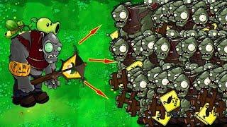 Gargantuar Mod All Zombie vs Plants vs Zombies PvZ thumbnail