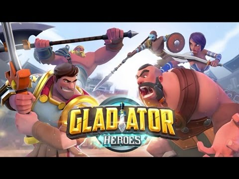 GLADIATOR HEROES : ИГРА НА АНДРОИД