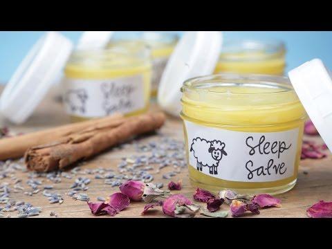 DIY Sleep Salve For a Restful Night | GLOW