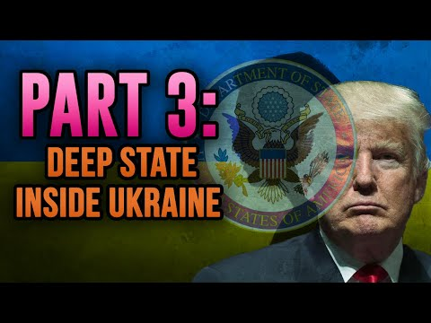 DEEP STATE INVOLVED: Democrats involved in Ukraine, Russia cover-up