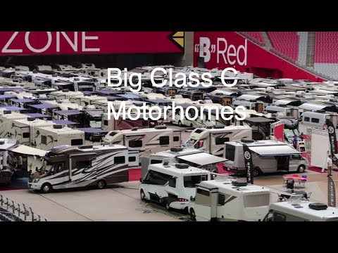 The RV Lifestyle Channel: Class C RVs that are Class A-sized