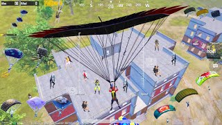Wow!! EVERYONE LANDED iฑ HERE😱Pubg Mobile