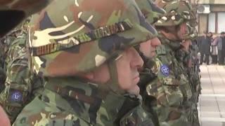 Награждаване на военнослужещи от Хасково