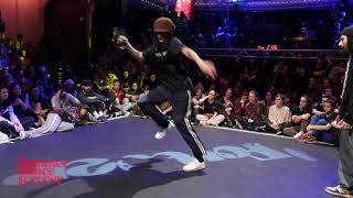 Kwame vs Rafarfor 1ST ROUND BATTLE House Dance Forever 2019