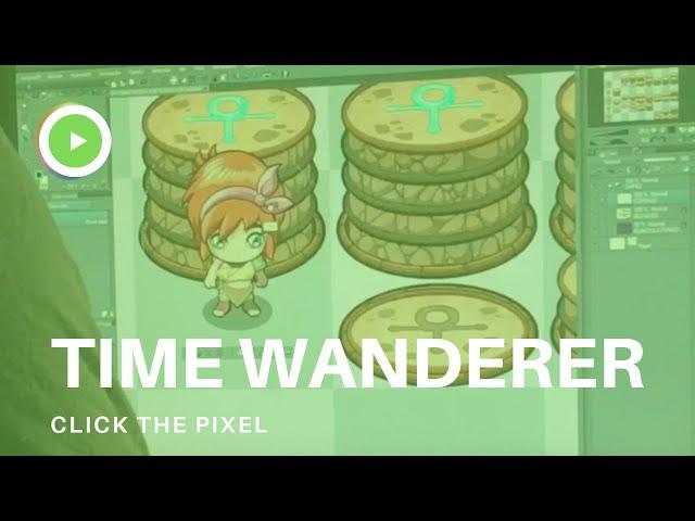 This is entertainment: Detrás de Time Wonderer.