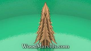 Christmas Tree: 3d Assembly Animation (720hd)