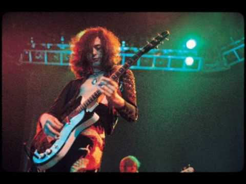 Led Zeppelin - In My Time of Dying live 1975 Los Angeles