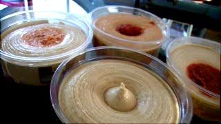 5lb Hummus Challenge (no Water)