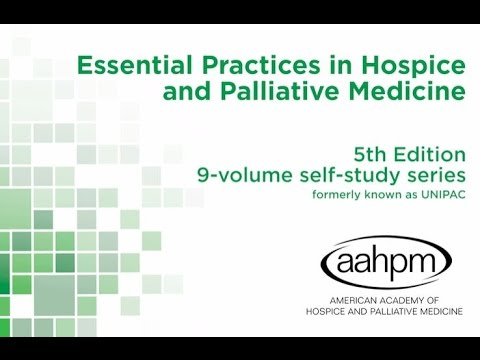Essentials | AAHPM