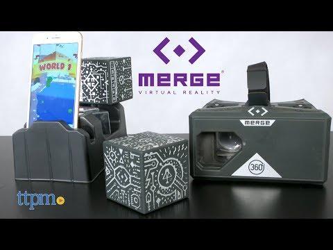 Merge Cube from Merge Labs, Inc.