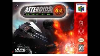 Asteroids Hyper Alternate Theme
