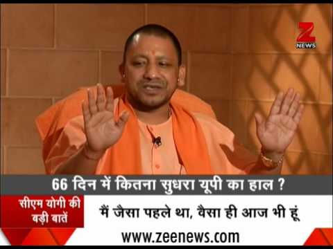 Exclusive: In conversation with Yogi Adityanath, CM of Uttar Pradesh - Part II