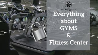 WHY WE SHOULD ALSO OPEN GYMS AND FITNESS CENTERS?