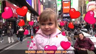Wheels on the Bus   Nursery Rhymes & Kids Songs