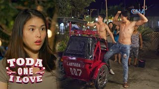 TODA One I Love Gelay 39 s hot tricycle wash boys Episode 12
