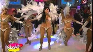 Maribel Guardia casi sin ropa muy sexy 04 de Mayo del 2013