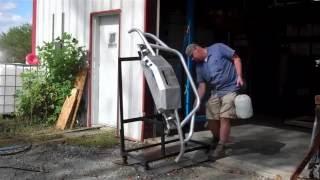 Порошковая покраска бампера(, 2016-05-29T08:05:26.000Z)