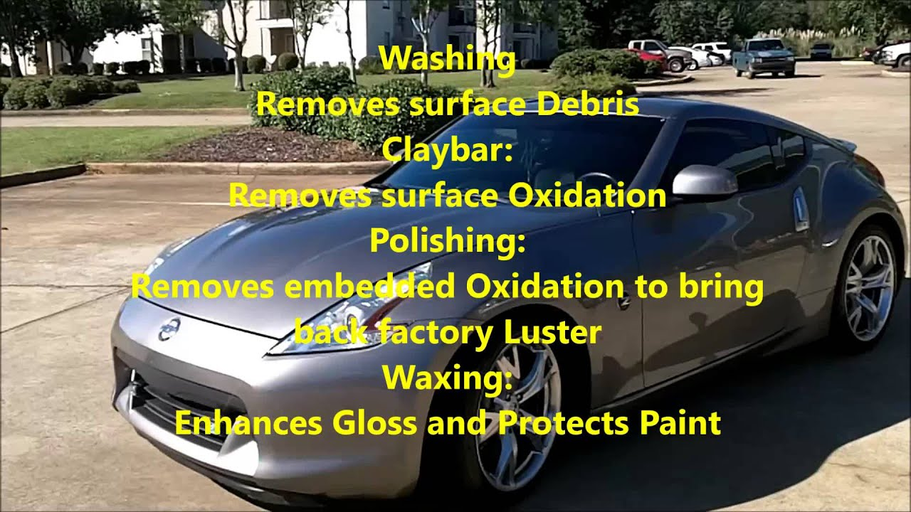 The Effects of Having your Vehicle Polished Luxury Auto Spa of