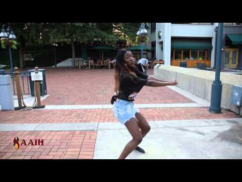 Bisa Kdei (MANSA OFFICIAL DANCE PARODY VIDEO)