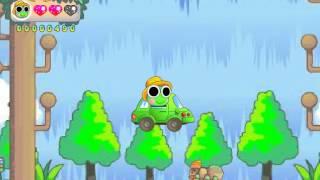 Frog Crazy Adventure (Бродилка: Сумасшедшее приключение лягушки) - прохождение игры