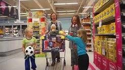 Vuoksenniska K-supermarket Verkkokauppa mainos | Ilajuhmedia |
