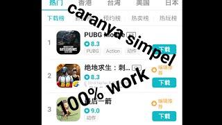 Gambar cover Cara mendownload tap tap di Android 100% work