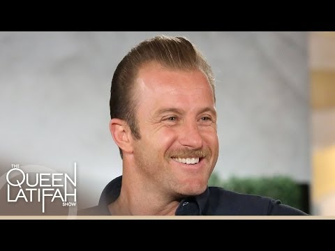 Scott Caan Gets Star-Struck By Queen Latifah