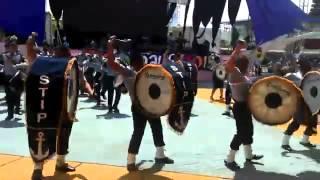 Drumband Cadet STIP Beatch LVII