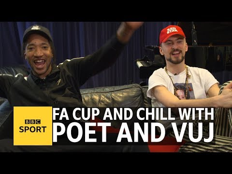 FA Cup & chill - Poet & Vuj take on Lawro in predictions - BBC Sport