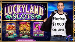 🔴 LIVE LuckyLand Social Casino 💰 1000 Sweeps Coins on Slots! ✪ BCSlots #AD